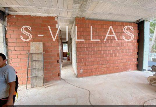 La Fustera villa te koop werf binnen