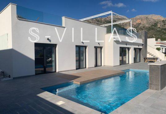 Moderne villa in Polop 1