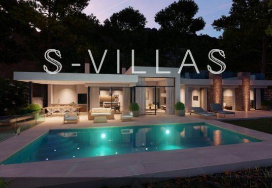 Raco de Galeno, Benissa - Moderne villa 1