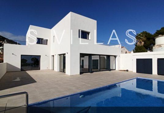 Cumbre del Sol - Nieuwe villa met zeezicht 1