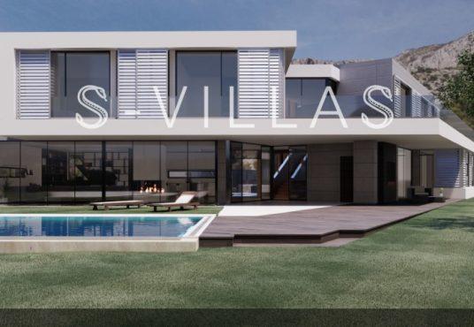 Luxury villa Altea La Vella 1