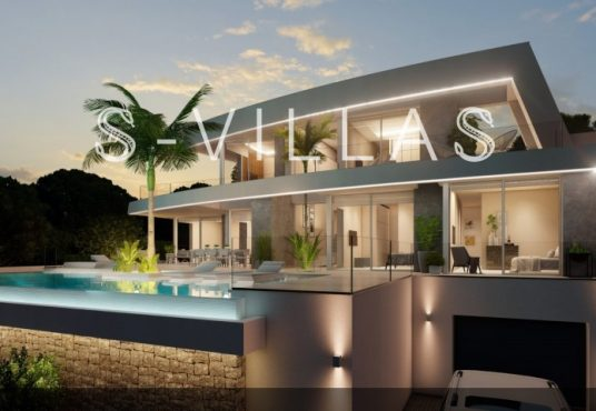Villa te koop La Fustera 1