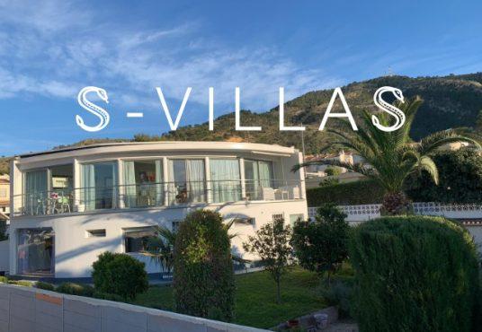 Moderne villa in Albir met zeezicht 1