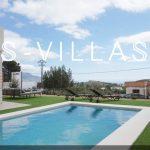 Altos de la Marina zwembad en zeezicht c