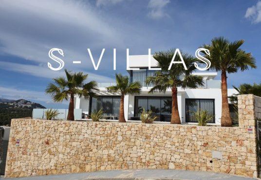 Calpe - Moderne villa centrum 1